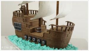 Piratenschiff  EvasBackparty