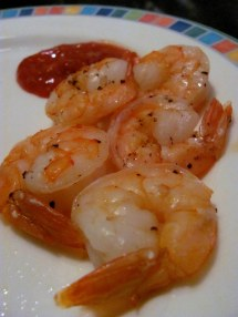 Ina Roasted Shrimp Cocktail