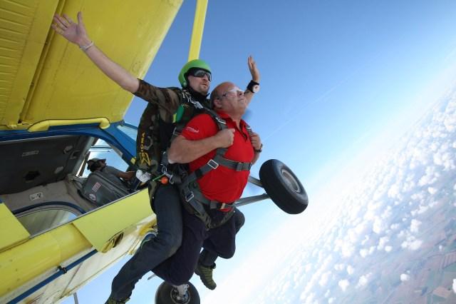 saut en parachute Mulhouse, Belfort, Montbéliard