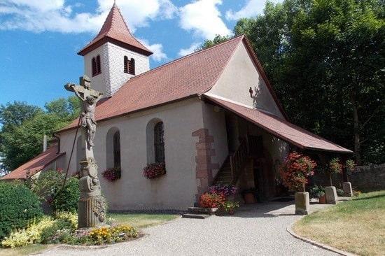 Chapelle Saint-Nicolas / Chauffeur VTC Ottrott