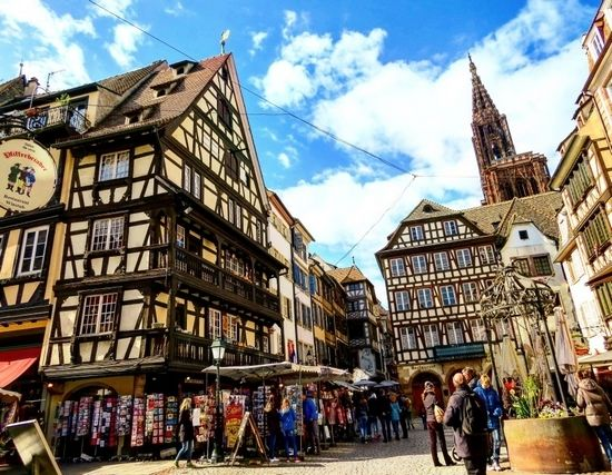 Cathédrale de Strasbourg / VTC Strasbourg