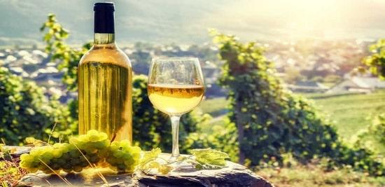 Vin D'Alsace - Vignoble - Chauffeur VTC Alsace