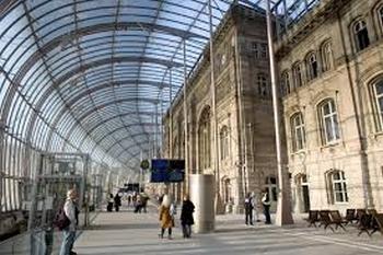 Gare De Strasbourg - Evasion Cars Chauffeur Privé Vtc à Strasbourg et sa région