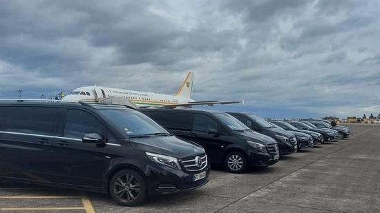 Transport Aviation Générale de Strasbourg - Jet Privé - Aviation d'affaire - Evasion Cars - Chauffeur Privé