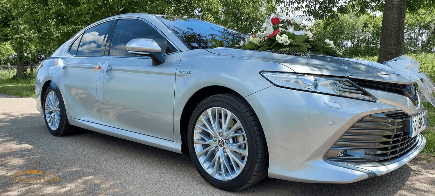Evasion Cars Chauffeur Privé