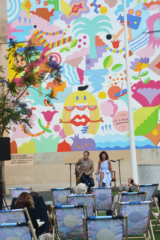 Mariage Pluvieux Mariage Heureux Theatre : mariage, pluvieux, heureux, theatre, Toulon, Liberté, Toutes, Paroles, Doivent, Exister, EvasionMag