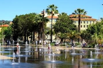 Promenade du Paillon Nice