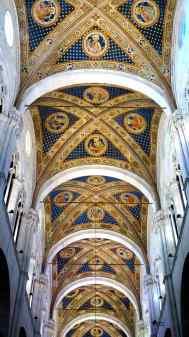 Voutes Cathedrale Saint Martin Lucques