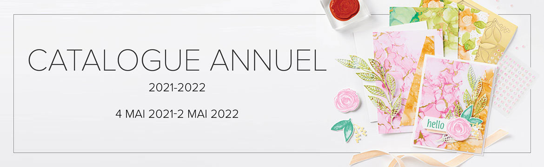 Le catalogue annuel 2021-2022 est arrivé !