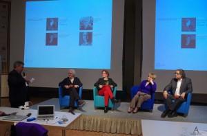 Storytelling Panel WCF Davos 2015