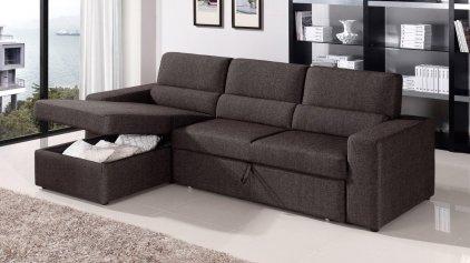 black-brown-modern-sectional-sleeper-sofa-design