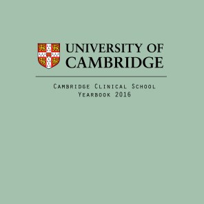 Cambridge Clinical School yearbook