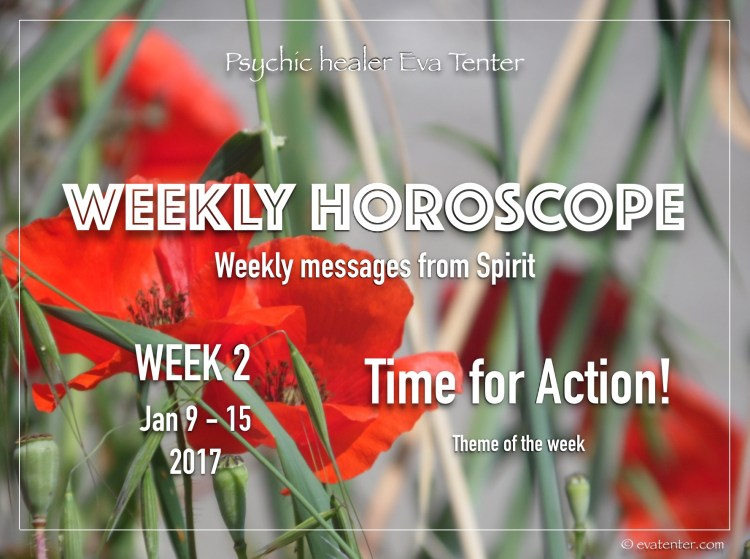 weekly horoscope week 2 2017
