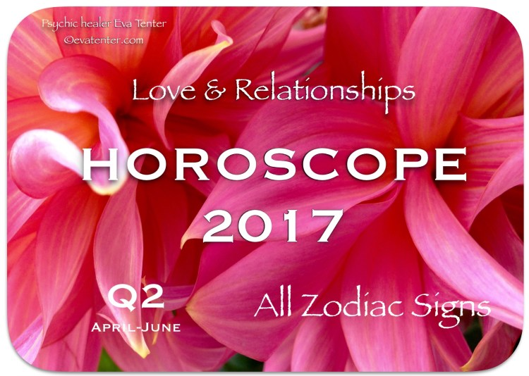 horoscope love relationships q2 2017