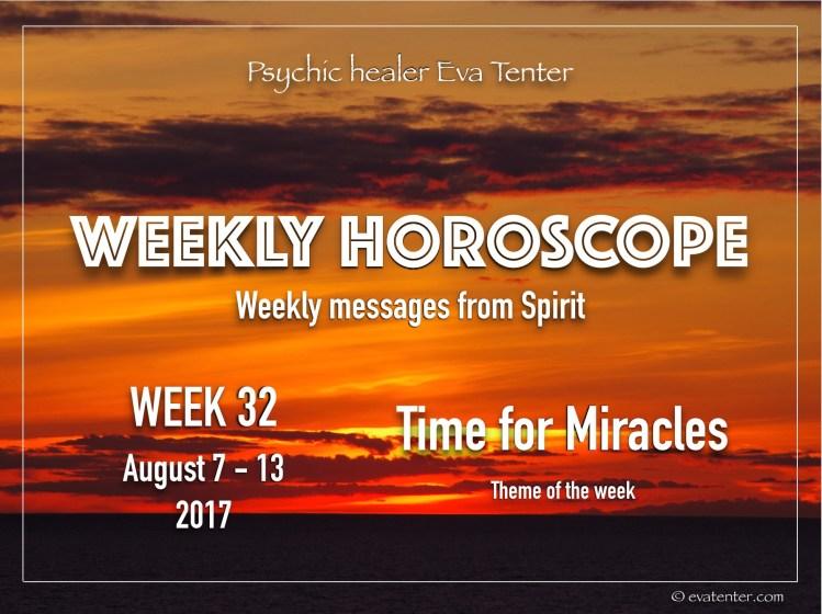 week 32 2017