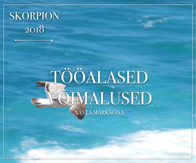 horoskoop 2018 skorpion