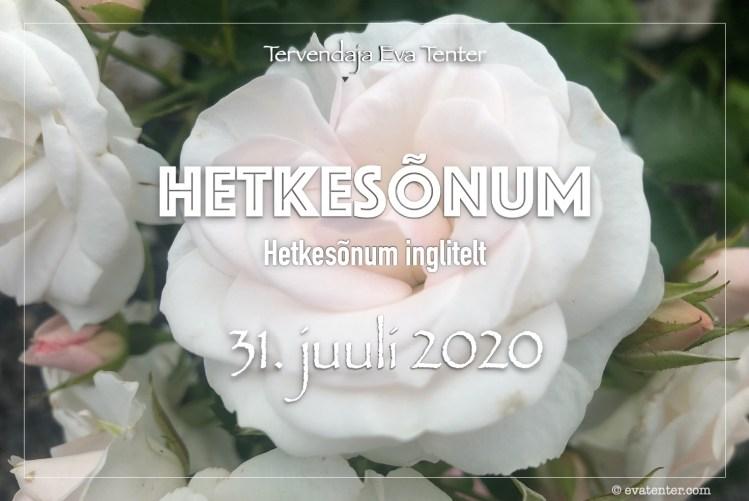 31.juuli.2020