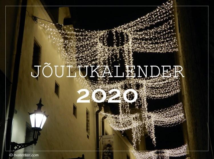 jõulukalender 2020