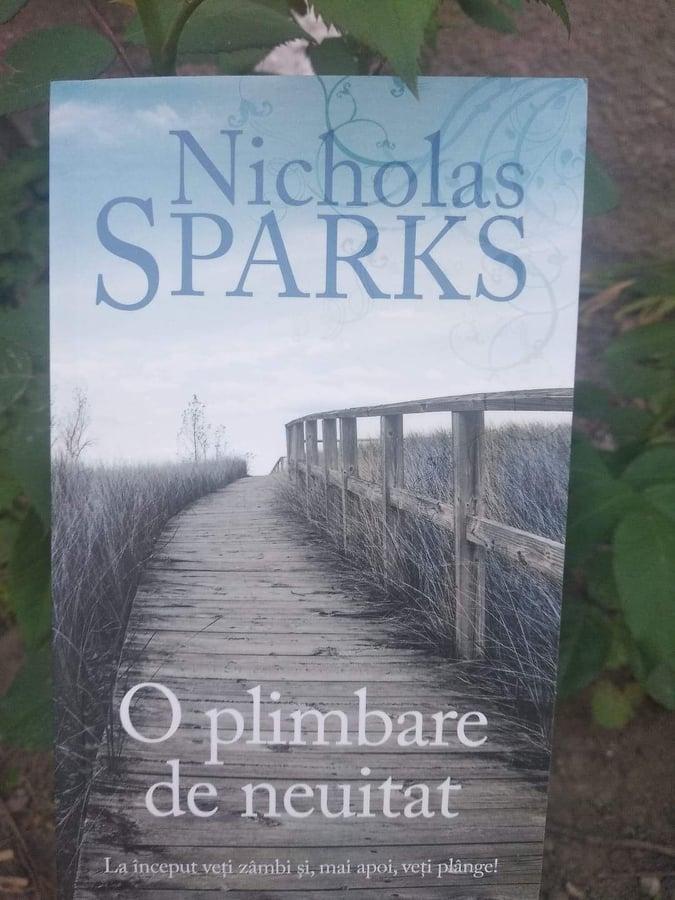 O plimbare de neuitat – Nicholas Sparks