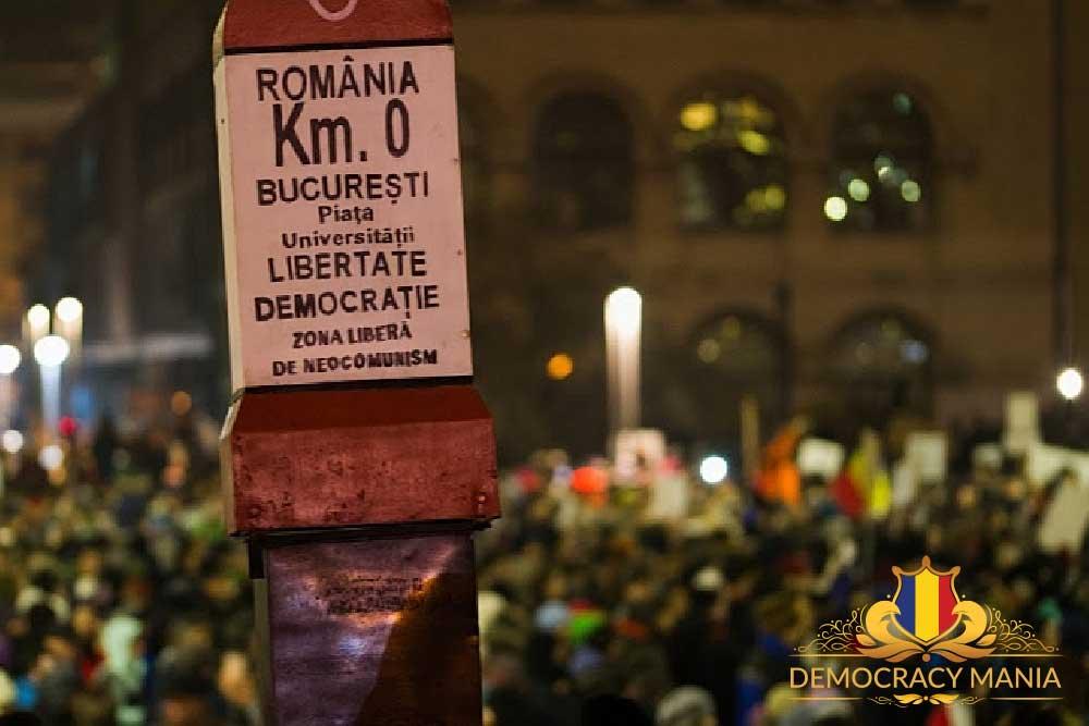Democrația în România depinde de fiecare dintre noi