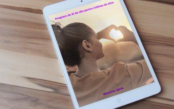 Program de 21 de zile pentru iubirea de sine – Simona Igna