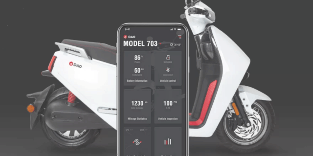 Dao 703 Electric Scooter Review