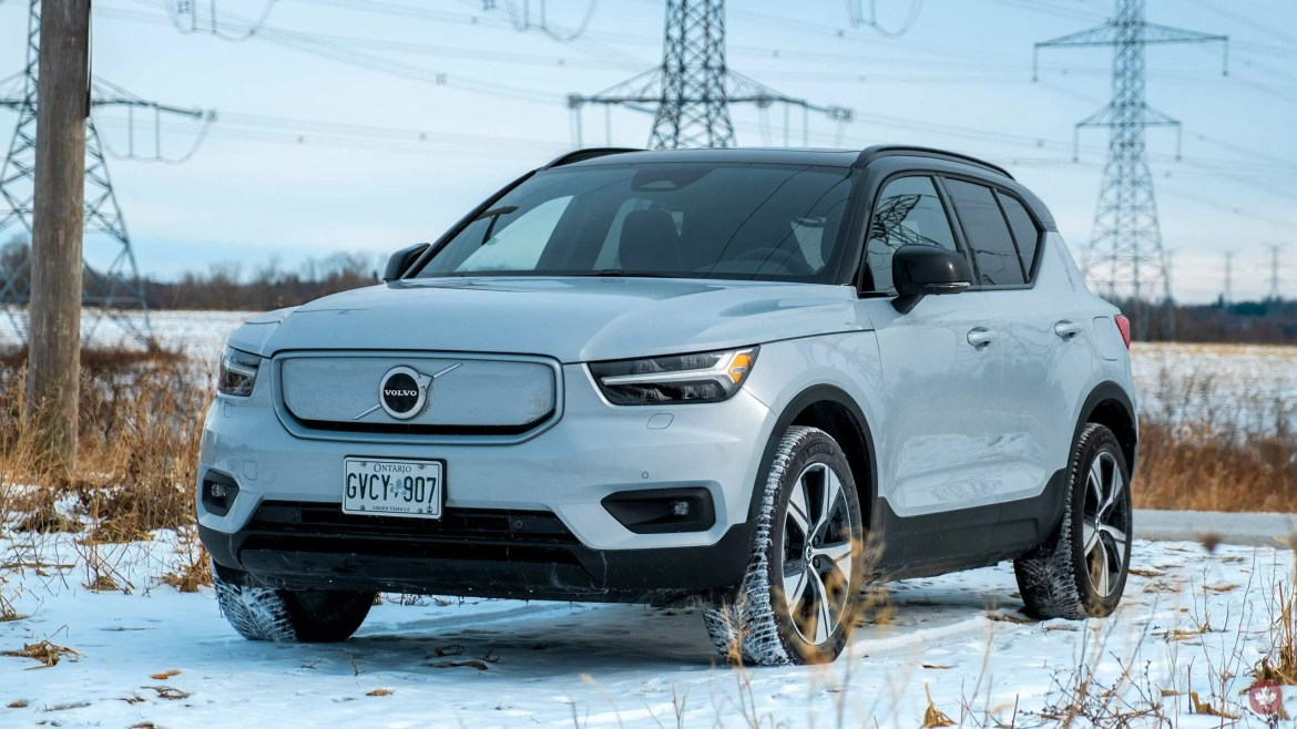 Volvo XC40 Recharge Review – Specs, Performance & Price in India