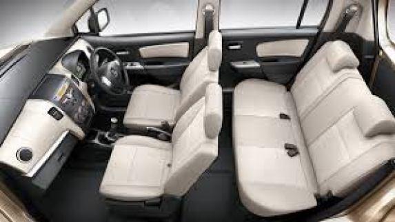 Maruti WagonR EV Interior