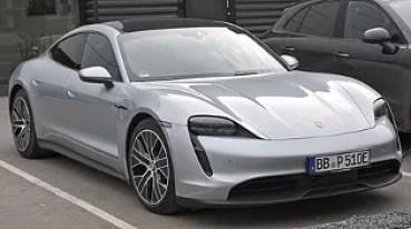 Porsche Taycan India