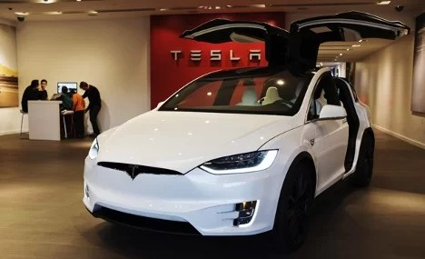 Tesla Banned From Chinese Government Compounds?