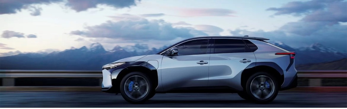 15 New Electric Models From Toyota
