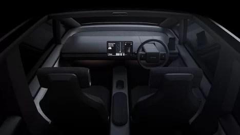 Uber Arrival EV Car Ride Hailing