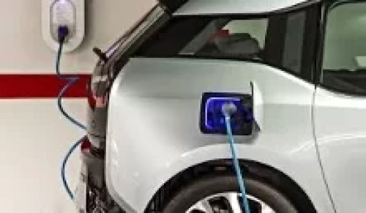 indoor charger for EVs, commonly used in households