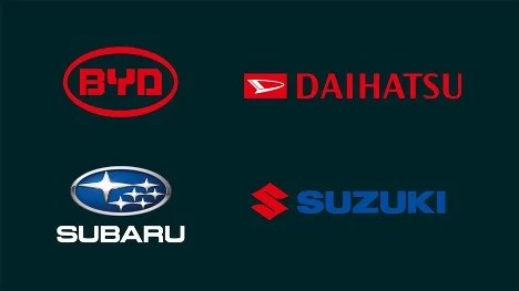 partners who developed the bZ series with Toyota