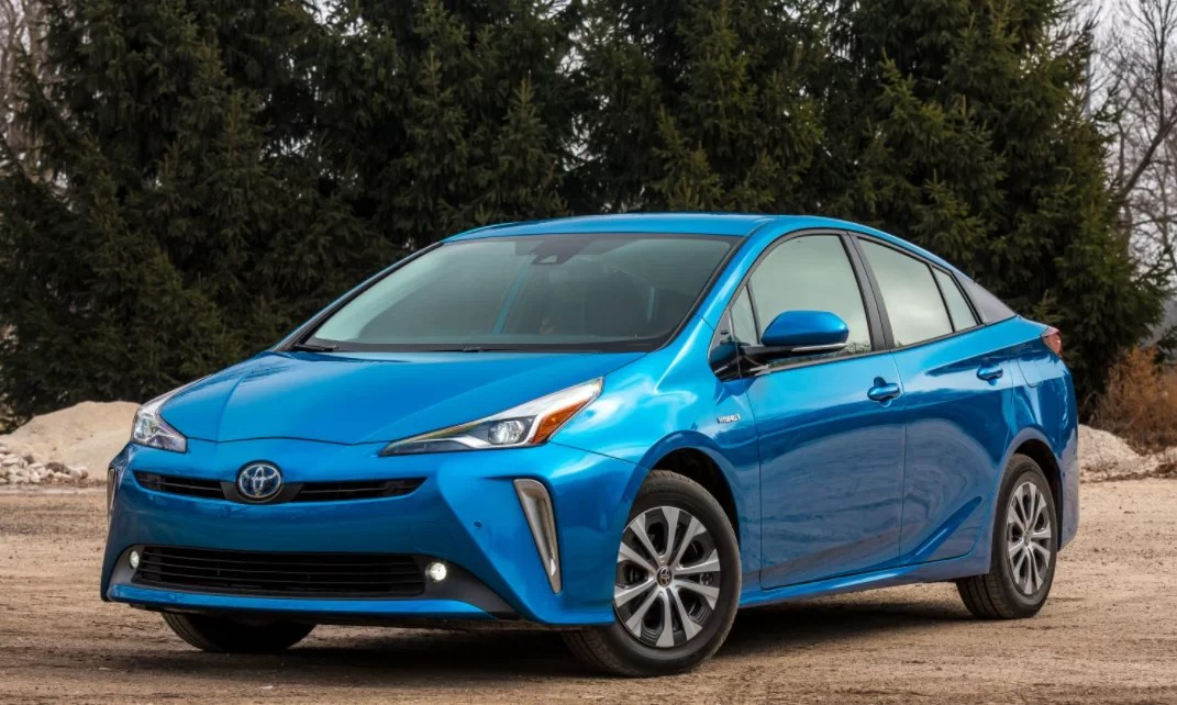 By 2023, Toyota Prius is going to be a Coupe-Styled Hybrid EV