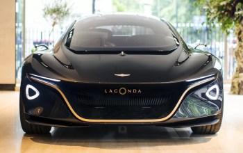 Aston Martin Lagonda EV SUV