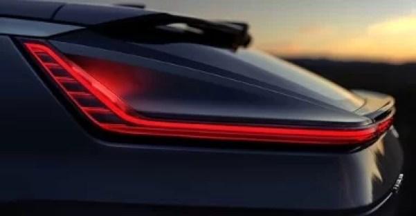 Cadillac Lyriq Tail Lights