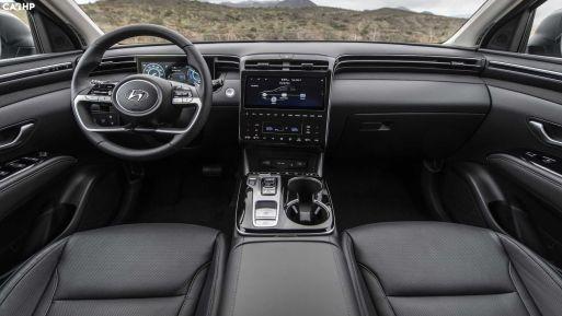 Hyundai Tucson Phev Interiors