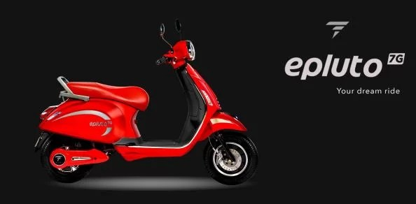 Pure EPluto 7G: A Detailed Overview of the Electric Scooter