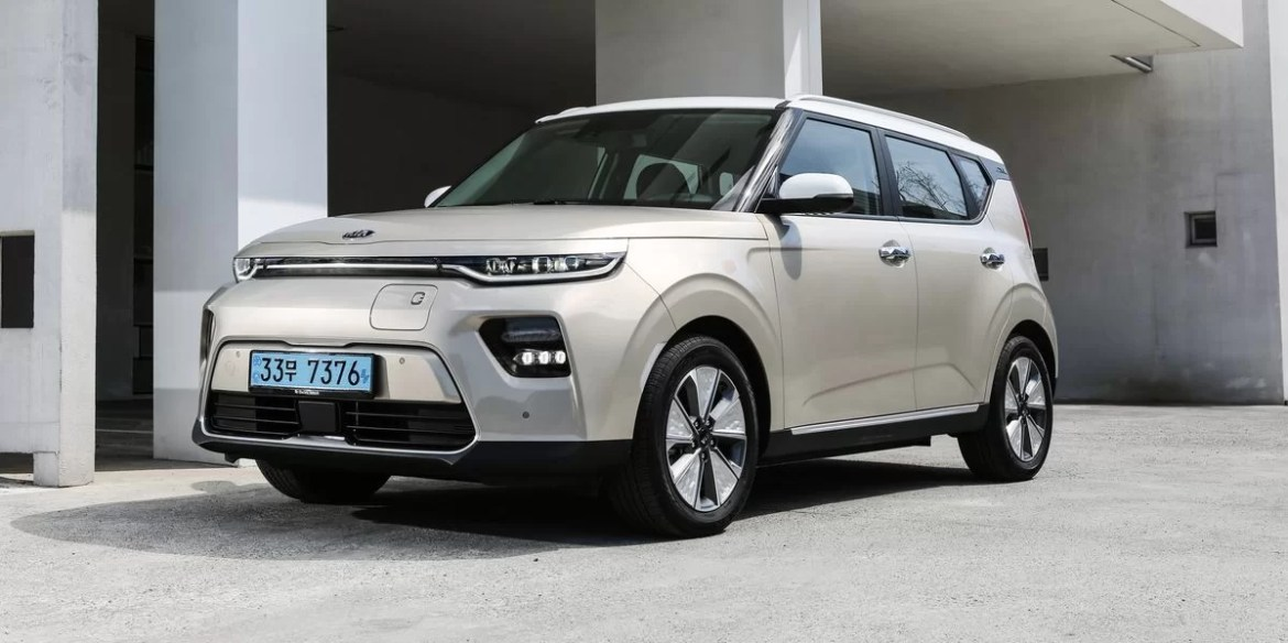 Kia Soul EV – Features, Specifications, Performance & Launch Info.