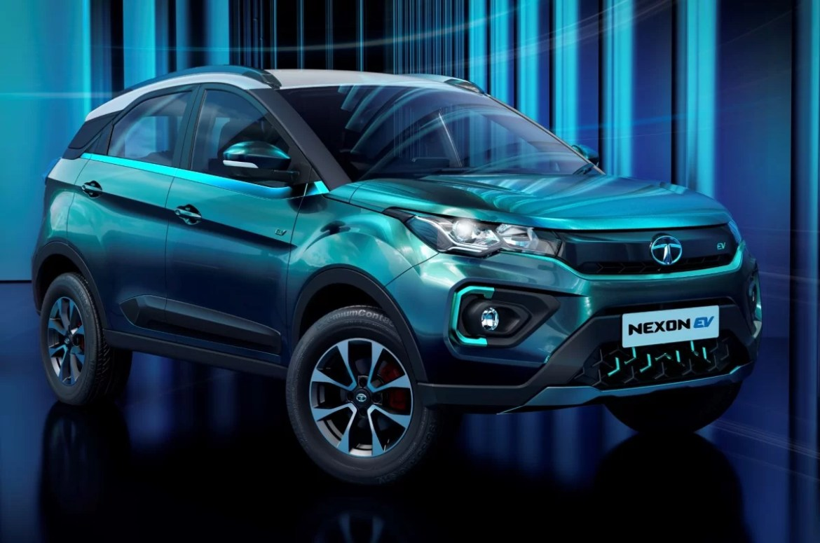 With 650 units sold in June, the Tata Nexon EV sets a new monthly record for Tata Motors