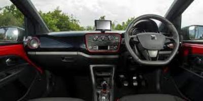Seat Mii Electric -interior