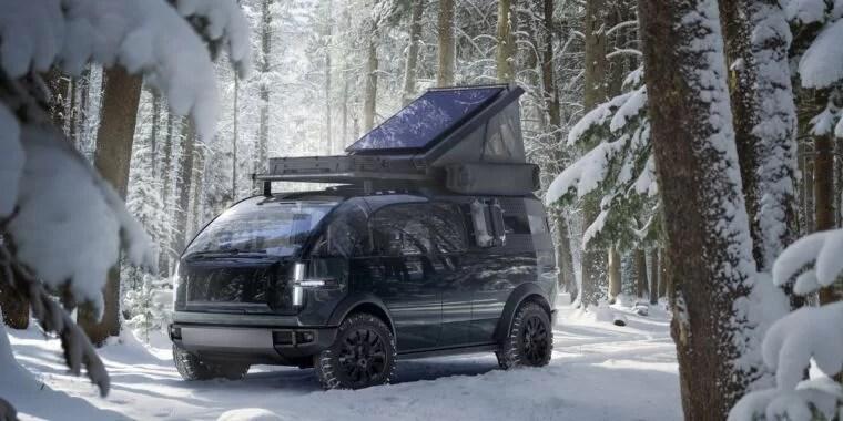 Canoo Van – Charming Specs, Price, Design