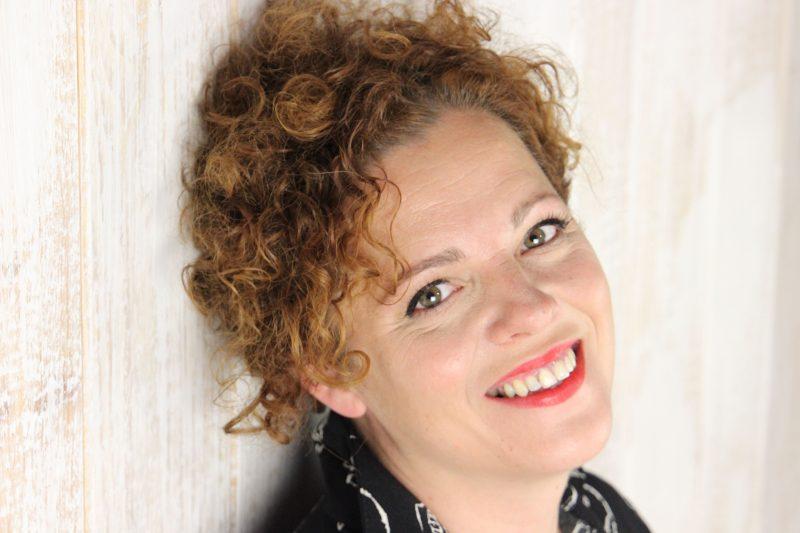Eva Salido, autora de Evauty
