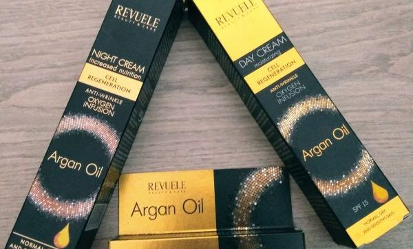 Revuele, aceite de Argán