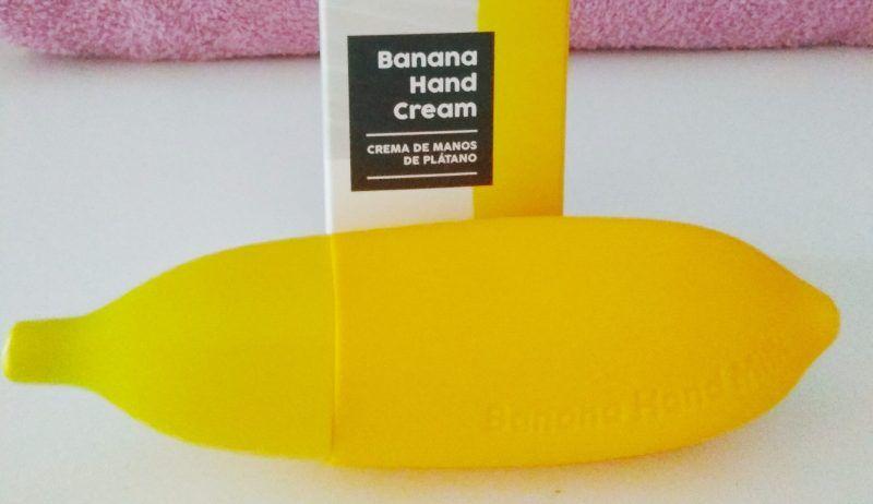 Banana Handcream
