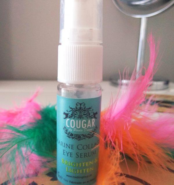 Eye Serum de Cougar para el contorno de ojos