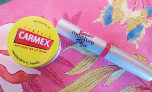 CARMEX, bálsamo labial clásico y con color