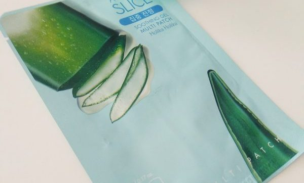 HOLIKA HOLIKA, Multiparches relajantes Aloe Vera