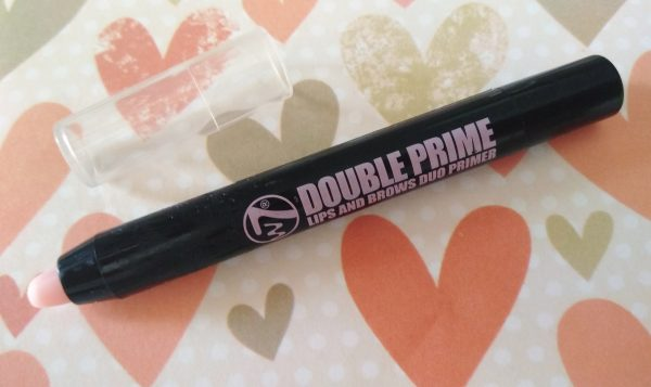 Double Prime Lips and Brows, Duo Primer de W7